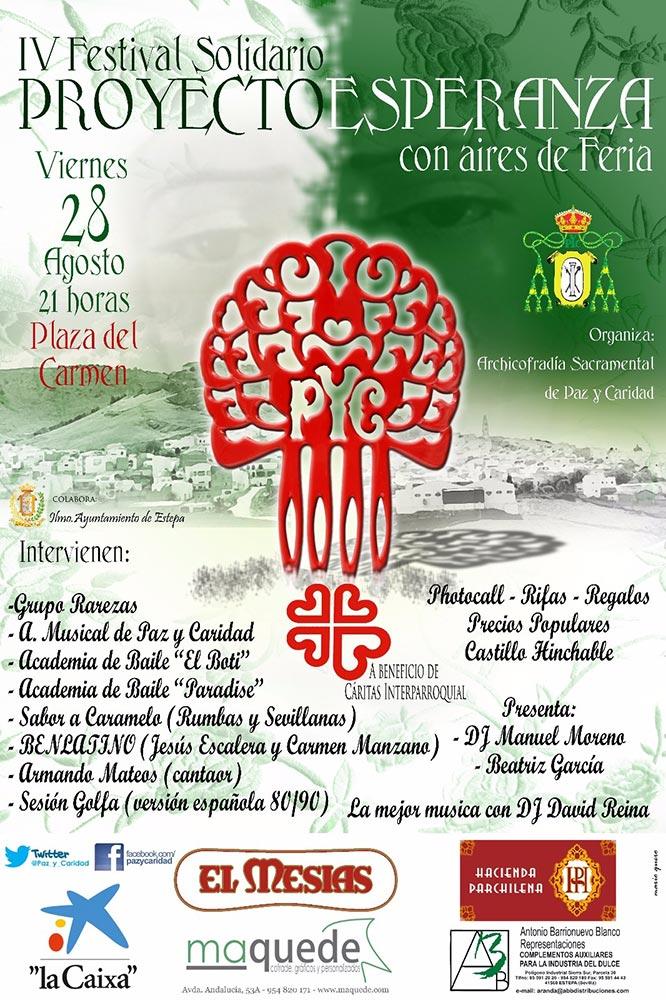 IV Festival Solidario Proyecto Esperanza