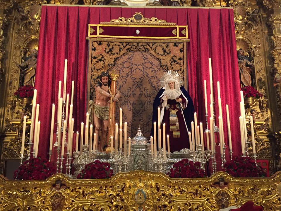 Altar Cultos